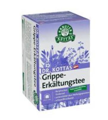 KOTTAS DR.TEE GRIPPE-ERKAELT