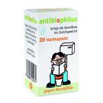 Antibiophilus Hartkapseln